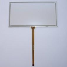 Тачскрин 149мм на 80мм - 6,1 дюймов - сенсорное стекло