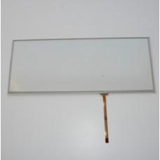 Тачскрин 257мм на 116мм - сенсорное стекло