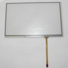 Тачскрин 192мм на 116мм - диагональ 225мм - сенсорное стекло #4
