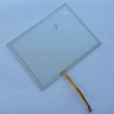 Тачскрин 127мм на 98мм - диагональ 160мм - сенсорное стекло
