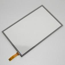 Тачскрин 113мм на 70мм - диагональ 133мм - сенсорное стекло