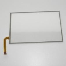 Тачскрин 115мм на 74мм - диагональ 136мм - сенсорное стекло