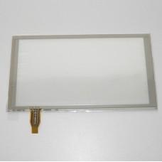 Тачскрин 129мм на 72мм - диагональ 143мм - сенсорное стекло