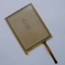 Тачскрин 89мм на 69мм - 3,8 дюйма - сенсорное стекло